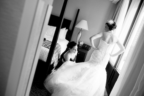 1950s vintage glam wedding northern virginia weddings blog