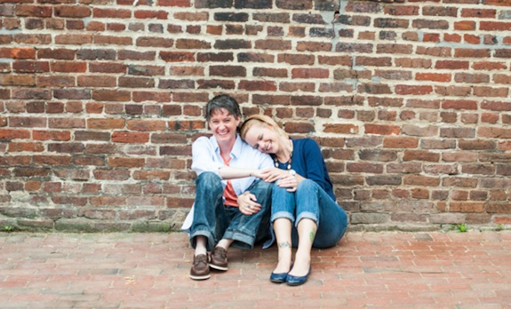 same sex engagement pictures northern virginia old town alexandria