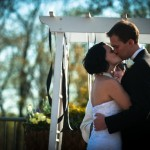 Jen & Adam's 1950s Vintage Glam Wedding at Meadowlark Botanical Gardens in Virginia