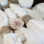 DIY How To: Burlap Napkin Rings