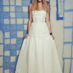 2012 Bridal Wedding Gown Trends ~ Layers, Vintage, & Color!