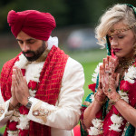 Megan & Pritpal's Traditional Sikh Indian Wedding in Washington, DC