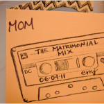 DIY Inspiration: Mix Tape Wedding Favors