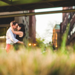 Robin & Mike's Quintessential Washington DC Engagement Session in Georgetown