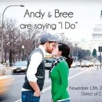 DIY Inspiration: Washington DC Save the Date Postcards