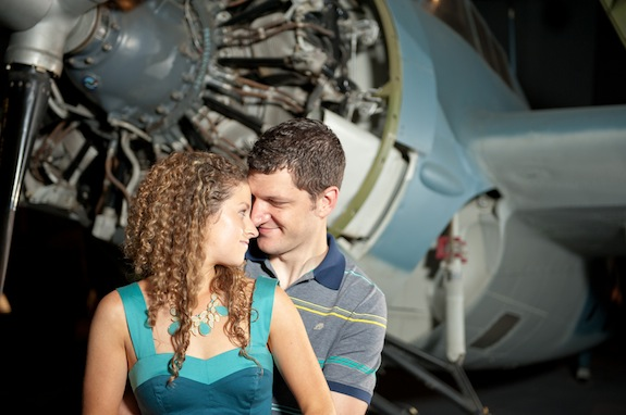 washington dc weddings engagement pictures smithsonian museums air and space