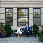 Megan & Geoff's Classy, Intimate DC Wedding at the Mandarin Hotel