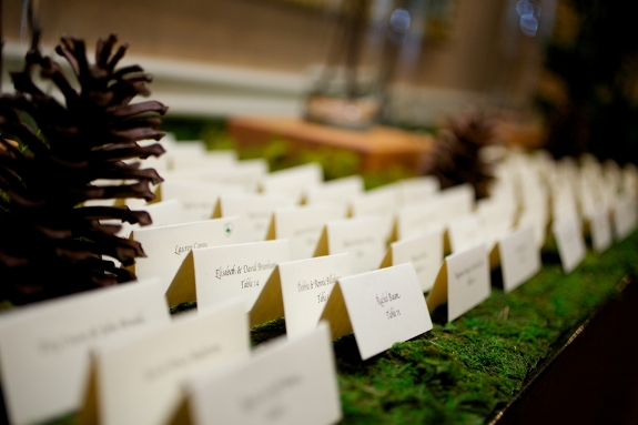 woodend escort cards
