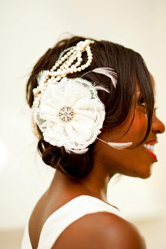 modern DC bride