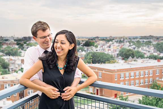 alternative washington dc engagement pictures