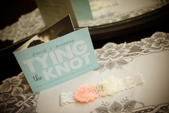 coral mint wedding