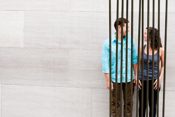 national gallery of art dc engagement pictures