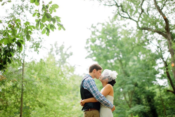 alternative northern virginia wedding