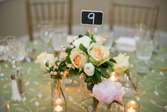elegant handmade dc wedding