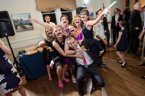 fun dc wedding