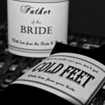 Enter to Win 5 Custom Label Groomsmen Socks from Cute N Crafty Shop