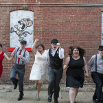 Dianne & William's Offbeat, Pi Day DC Wedding at Hillyer Art Space