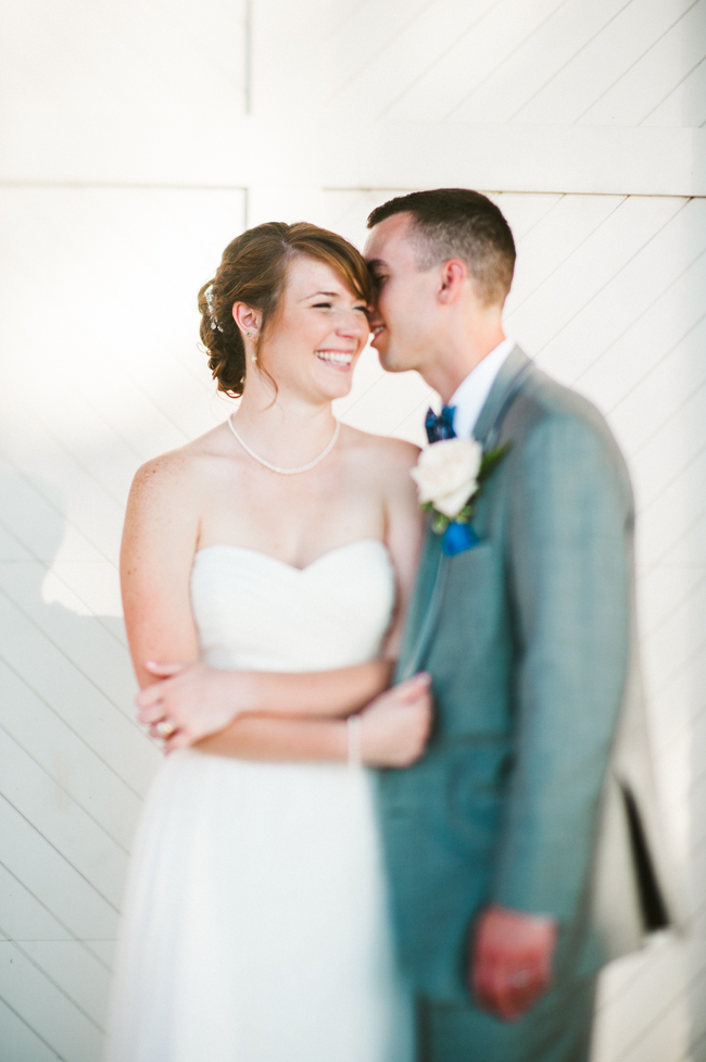 simple maryland wedding