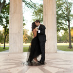 Tobias & Morgan's DC War Memorial Engagement Pictures