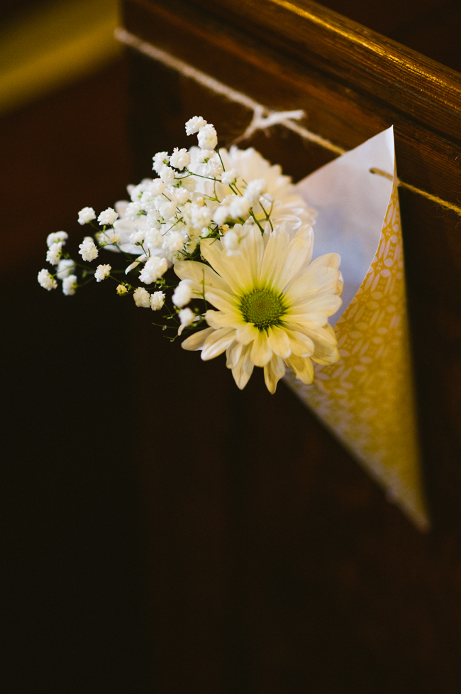 simple maryland wedding flowers