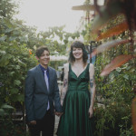 Aly & Elroi's Washington DC Wedding Ceremony at Big Bear Cafe