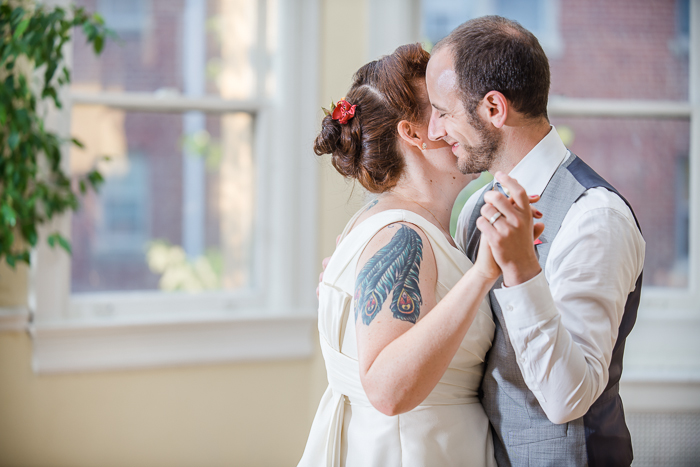 local alternative washington dc wedding creative