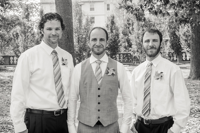 casual groomsmen attire DC wedding