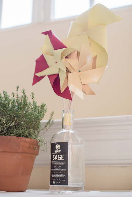 creative alternative dc wedding centerpieces pinwheels