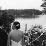 Matt & Kirsten's DIY, Vintage Maryland Backyard Wedding