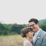 Virginia & Ron's Personalized, DIY Virginia Farm Wedding