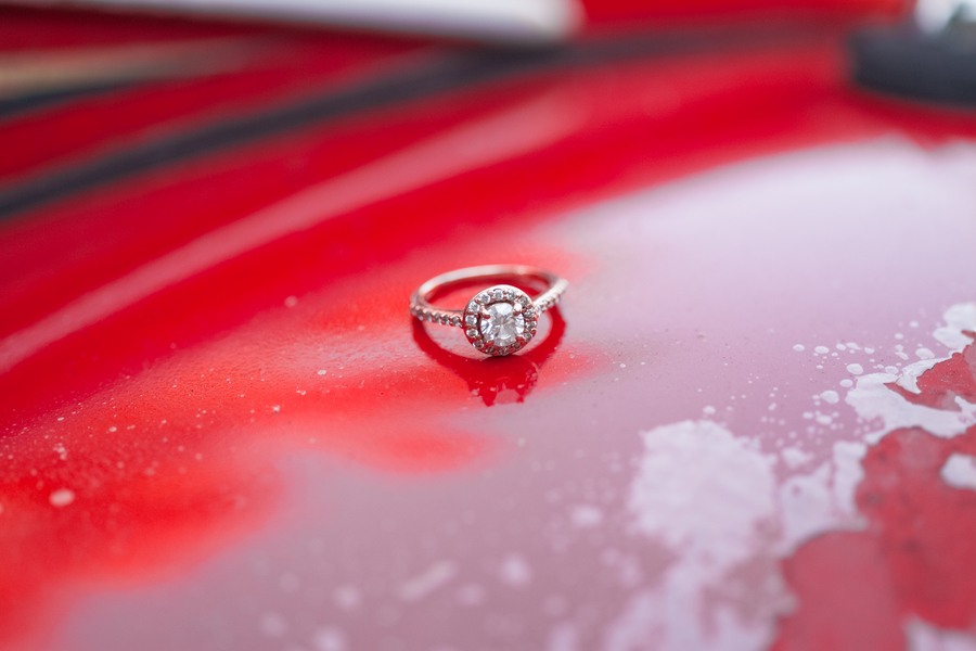 vintage dc wedding engagement ring