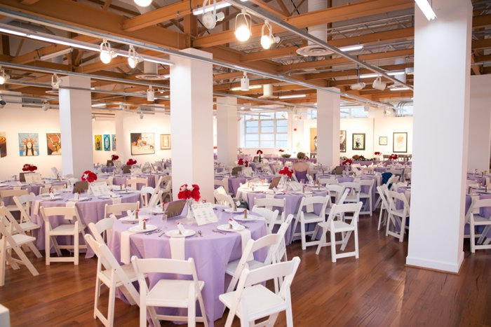 offbeat virginia wedding venue workhouse arts center