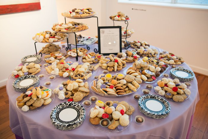 cookie table weddings