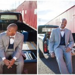 Modern GQ-Inspired Groom Portait Session