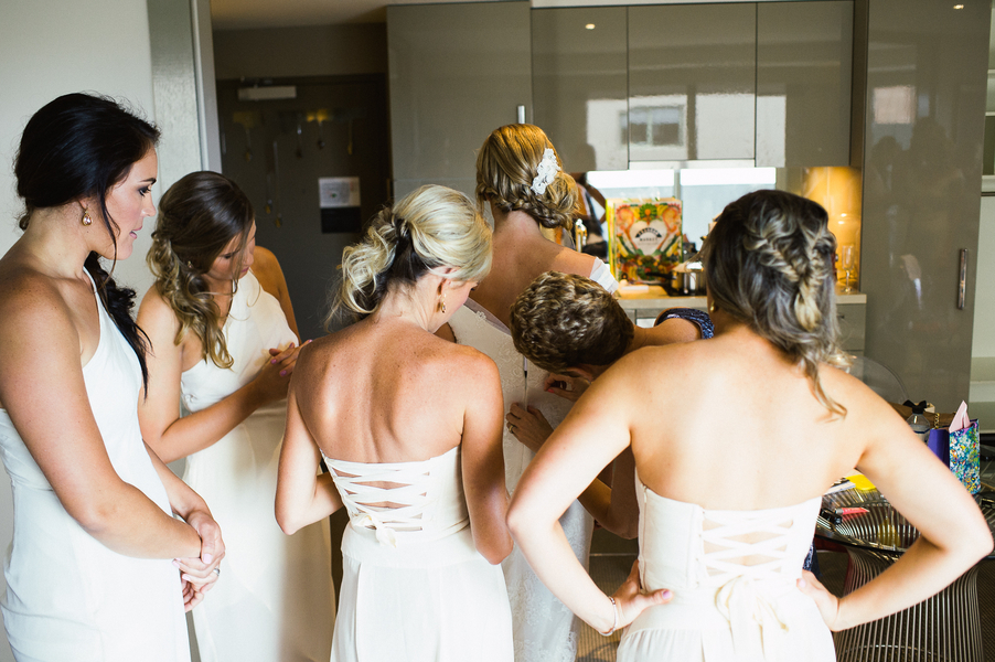 romantic bridesmaids hairstyles