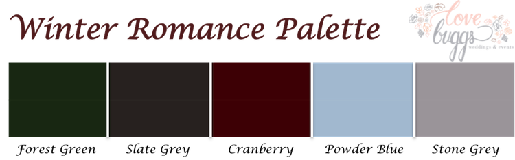 Winter Romance Palette_final header