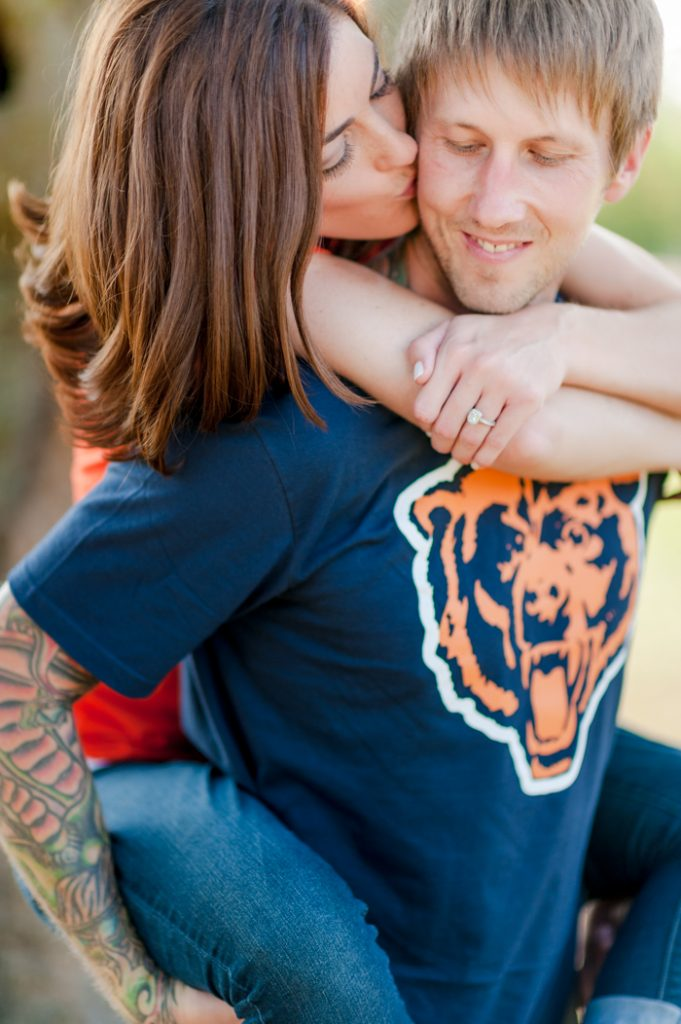 alternative richmond virginia maymont park engagement pictures