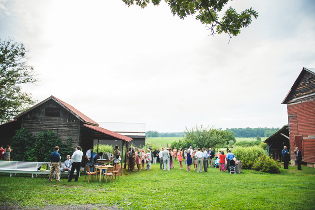 virginia outdoor farm wedding