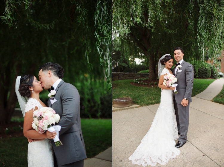 multicultural northern virginia wedding