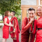 Katy & Shamena's Intimate, Dupont Circle Elopement in Washington, DC
