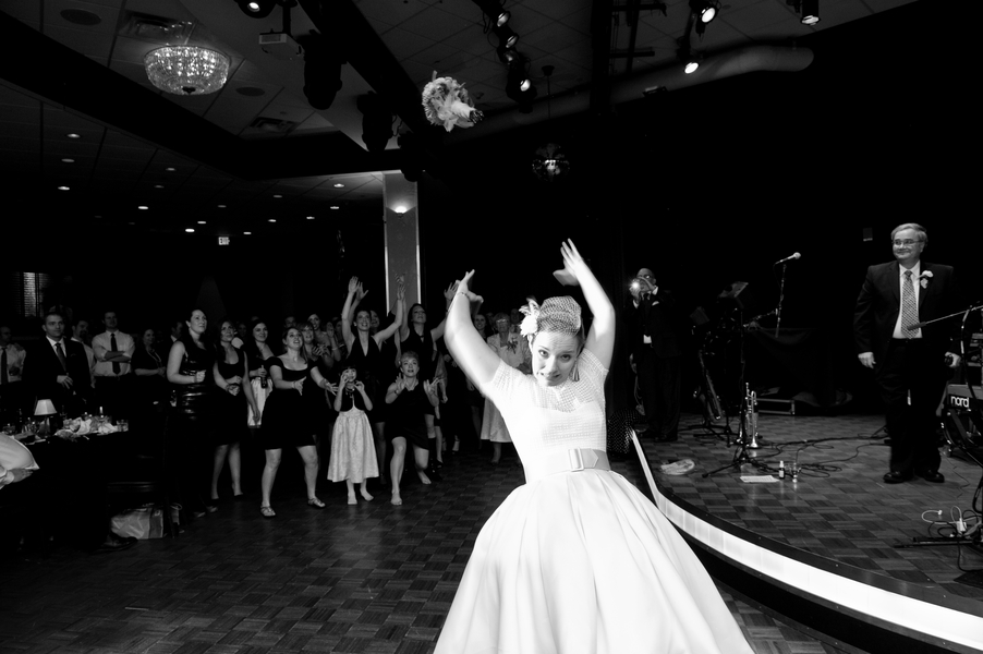 vintage inspired wedding at carylye club