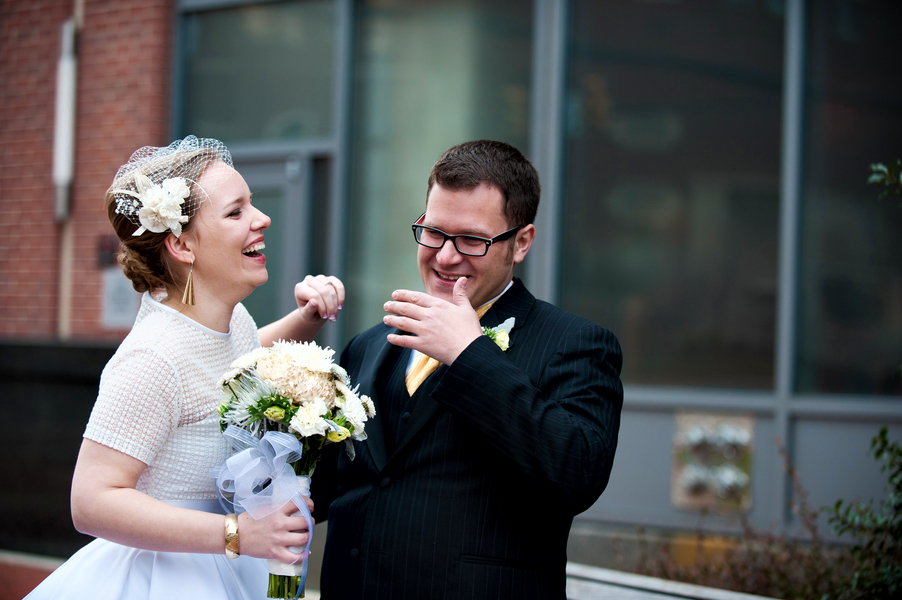 vintage alexandria virginia wedding