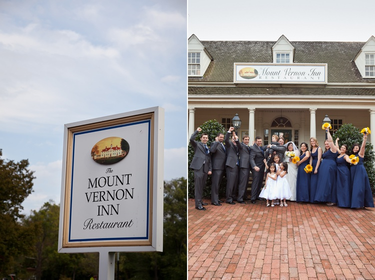 mt vernon inn wedding