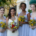 Elisha & Josh's Eclectic and Offbeat, Nautical-Themed Maryland Wedding