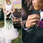 Capitol Inspiration: Romantic, Berry & Burgundy, Rembrandt Winery Wedding Inspiration