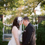 Rose & David's Simple, Vintage Inspired Alexandria Wedding