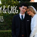 Becky & Greg's Chic Washington, DC Winter Wedding Video at Carnegie Institution for Science