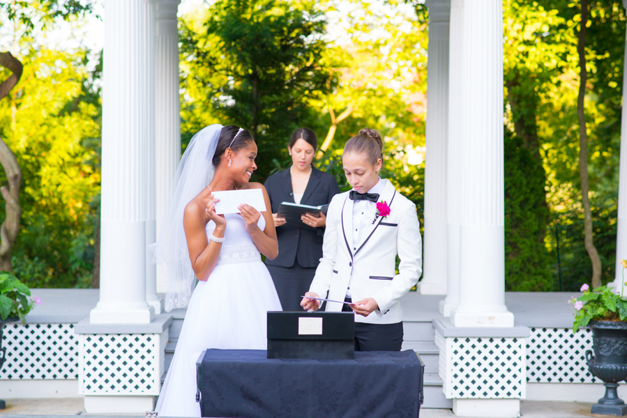same sex maryland wedding ceremony