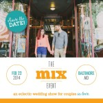 The Mix Event: Wedding Show & Ticket Giveaway!