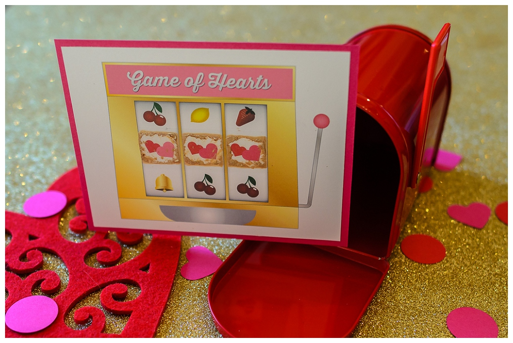 DIY scratch off tutorial step by step valentines save the dates